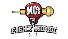 MC's Fight Night kvalifikations finale