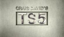 CRAIG DAVID TS5 set + guest