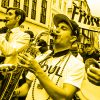 Fringe Jazz Fest Street Parade feat. A Tribe Called Gumbolia (US/UK/DK)