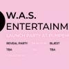 W.A.S. Entertainment Launch Party