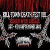 Kill-Town Death Fest VIII – Ridden With Disease