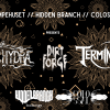 COLOSSAL: Dirt Forge, Terminalist, Dying Hydra