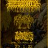 Hyperdontia releaseshow feat. Septage + Imperious Mortality